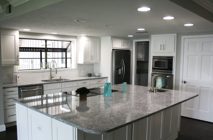 Caring For Granite Tile Countertops Granite Countertop