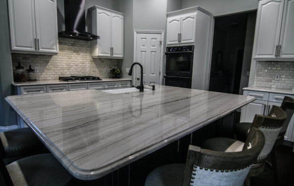 White Macabus Countertops