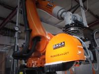 Robo SawJet Technology
