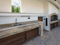 Selecting Stone For Exterior Countertops